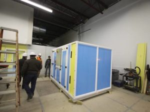 Pharmacy Cleanroom Air Handling Unit