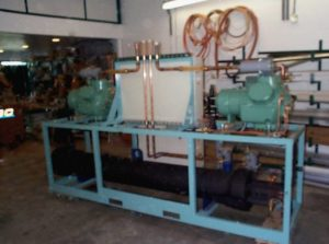 Process Chiller Carlyle Compressors