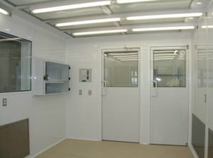 Regenerative Medicine ISO 4 Cleanroom