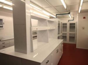 Trace Metals Cleanroom PolyPropylene Casework
