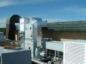 Bry Air Desiccant Drier & Condensing Unit