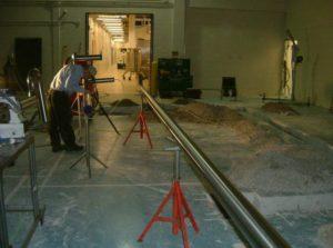 Cleanroom Underground Stainless Drain