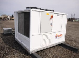 Air Cooled Condensing Unit - ECM Condenser Fans